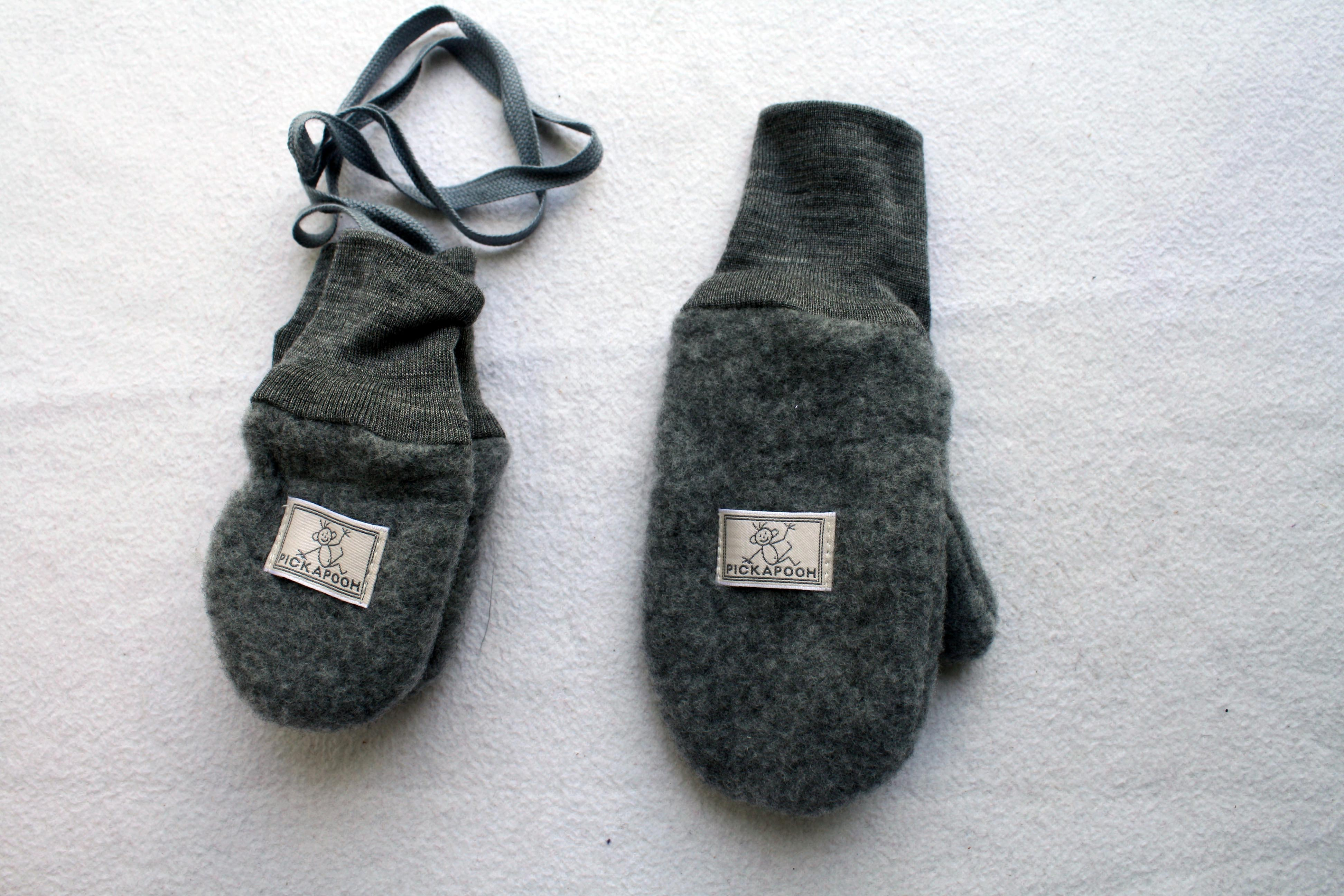 Pickapooh Handschuhe Fäustlinge Größe 1 Clothing, Shoes & Accessories