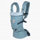 Ergobaby Carrier Adapt Heritage Blue