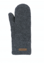 Wollfleece Kinder Fäustel / Handschuhe jeans - pure pure by Bauer