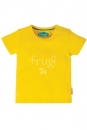 Frugi Basic T-Shirt Gelb