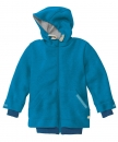 Disana Kinder Outdoor-Walkjacke Blau (Petrol)