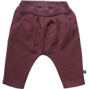 Fred's World by Green Cotton Sweathose Bordeaux