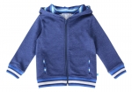 Enfant Terrible Sweat Kapuzenjacke Dunkelblau