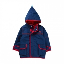 Finkid Zip-In-Außenjacke Tuulis Navy/Red